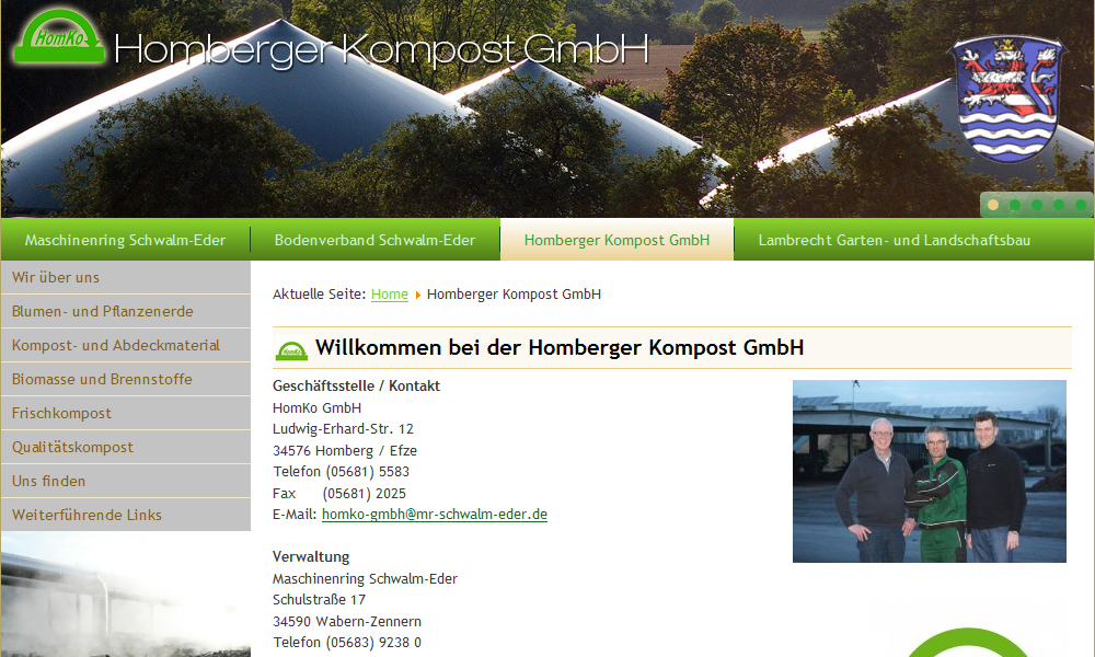 HOMBERGER KOMPOST GmbH